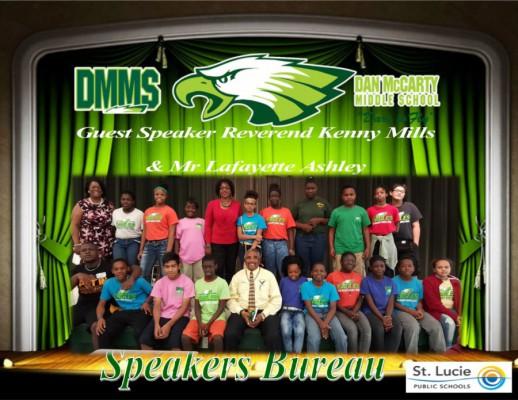 speakers bureau DMS 4