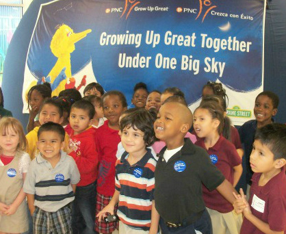 Garden City Early Learning Academy students see stars