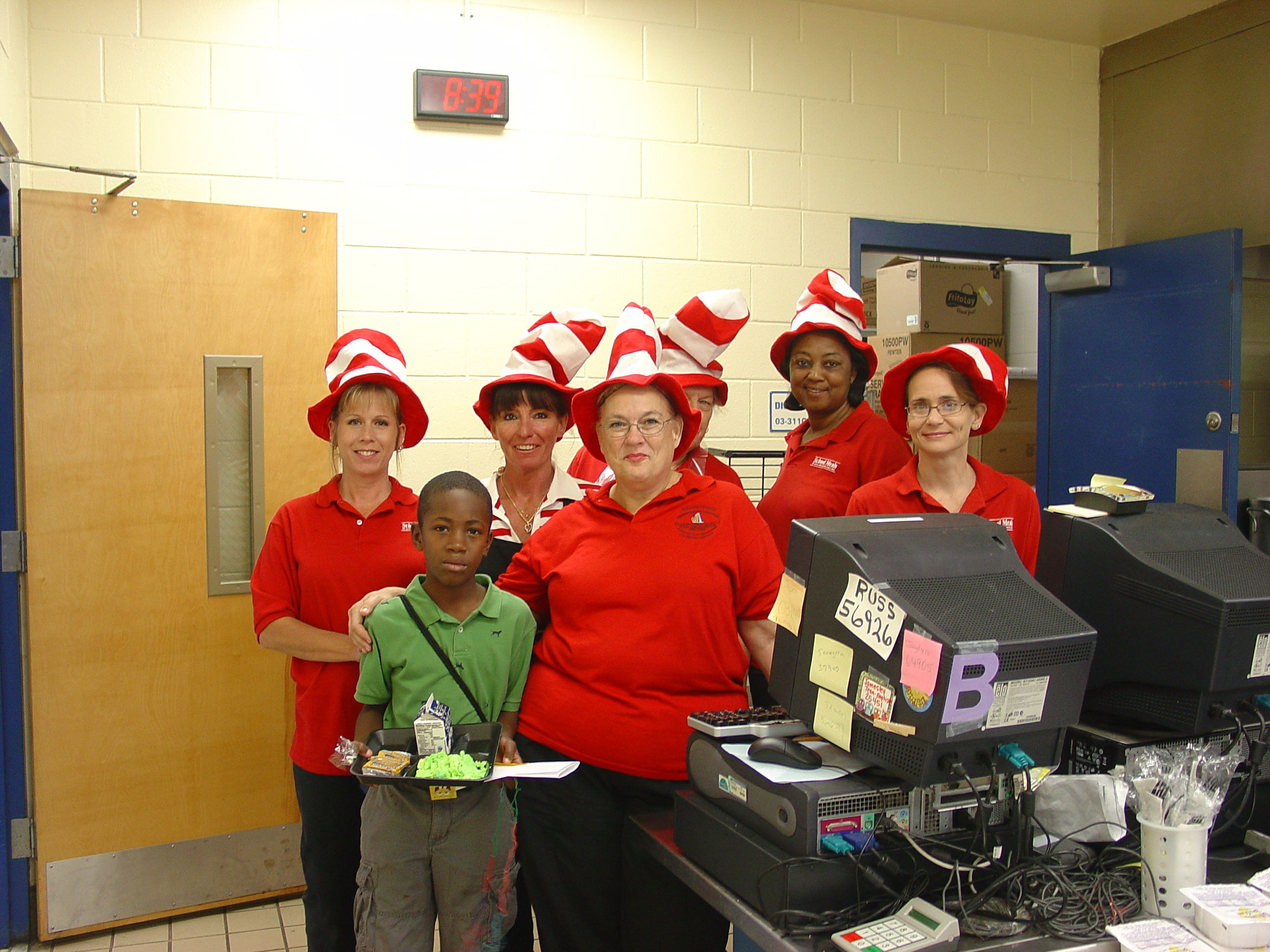 St. Lucie Elementary celebrates Dr. Seuss Day