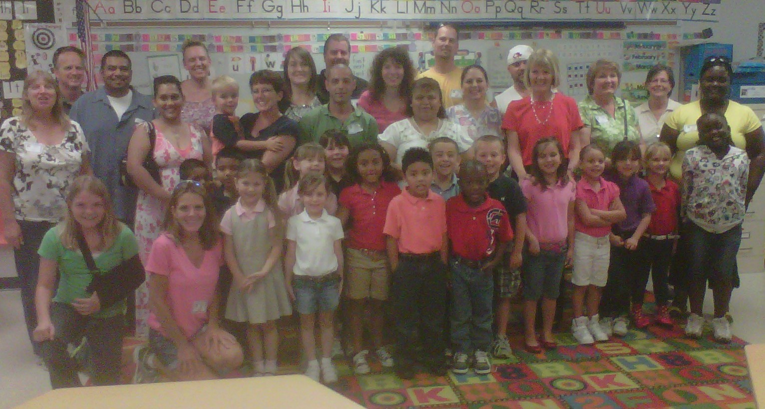 Northport K8 kindergartners dazzle