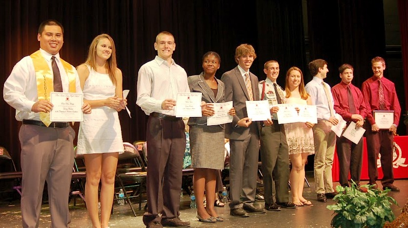Port St. Lucie High seniors honored at Scholarship Night