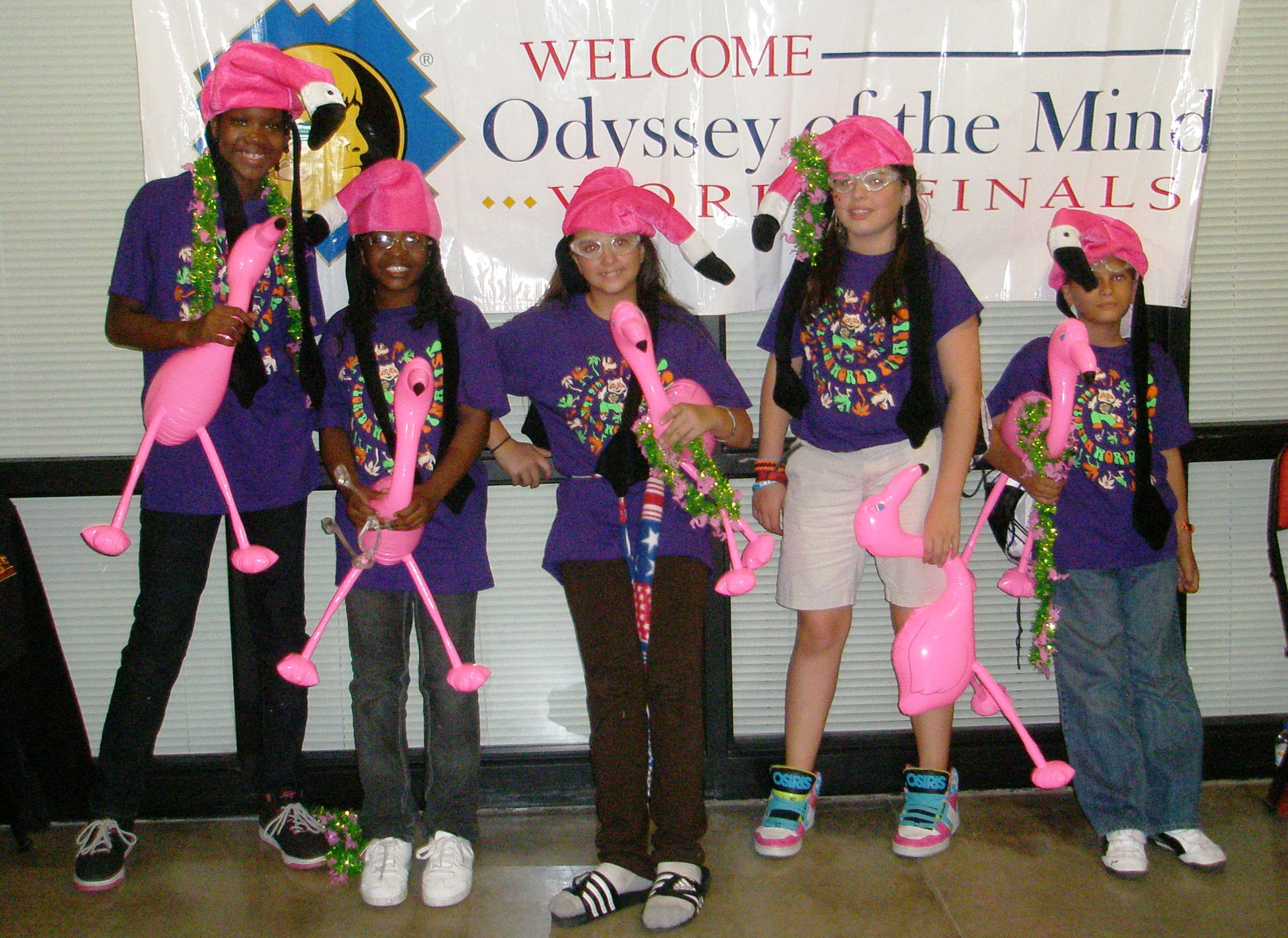 Windmill Point Odyssey of the Mind team places ninth in world finals