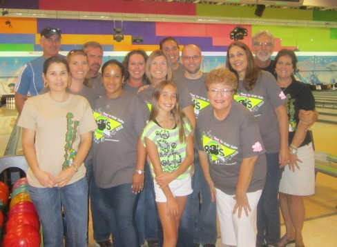 Allapattah K8 staff bowls for the kids