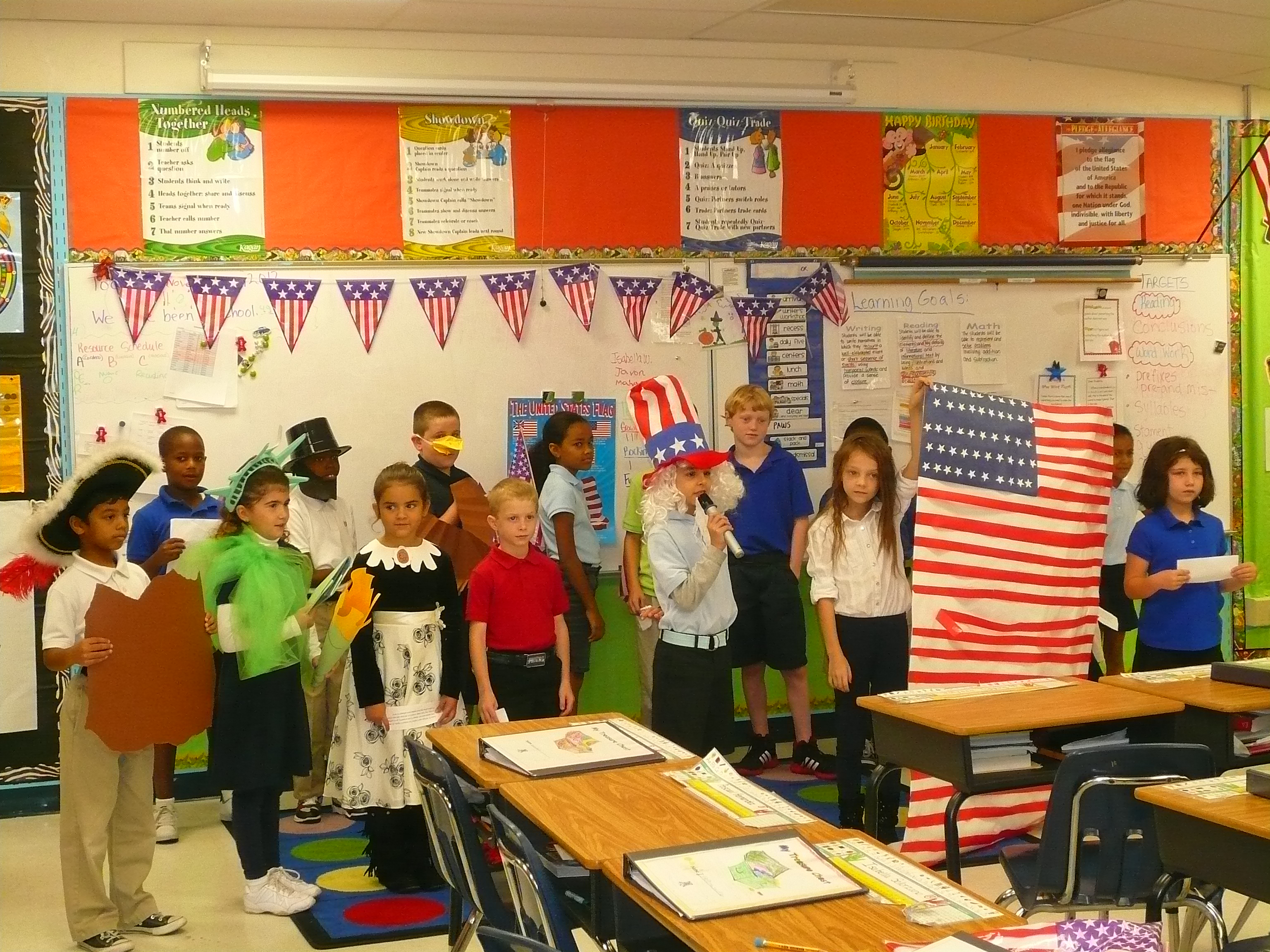 Windmill Point students explore civics and government