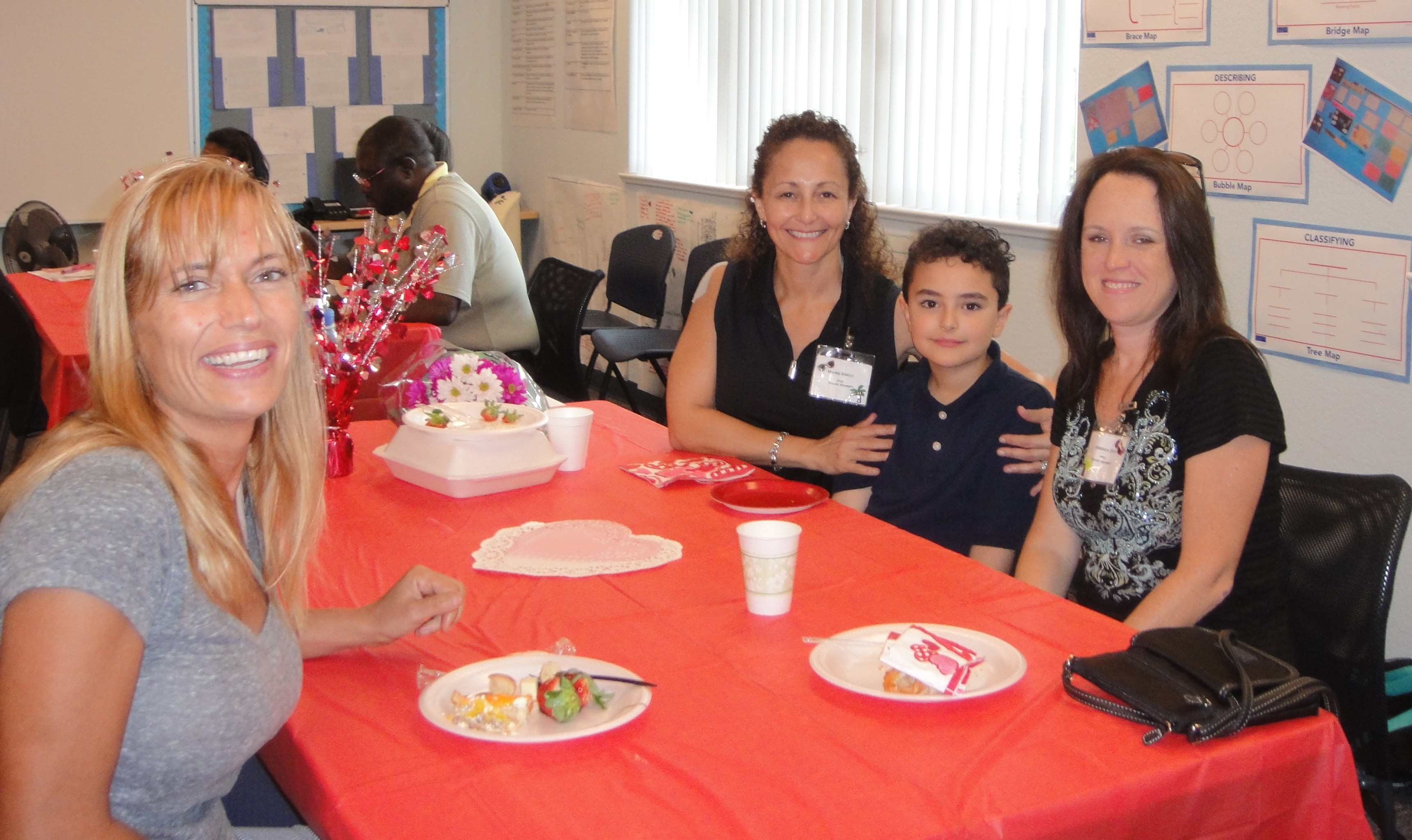 Palm Pointe celebrates volunteers and business partners