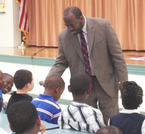 Clerk of courts encourages Garden City students