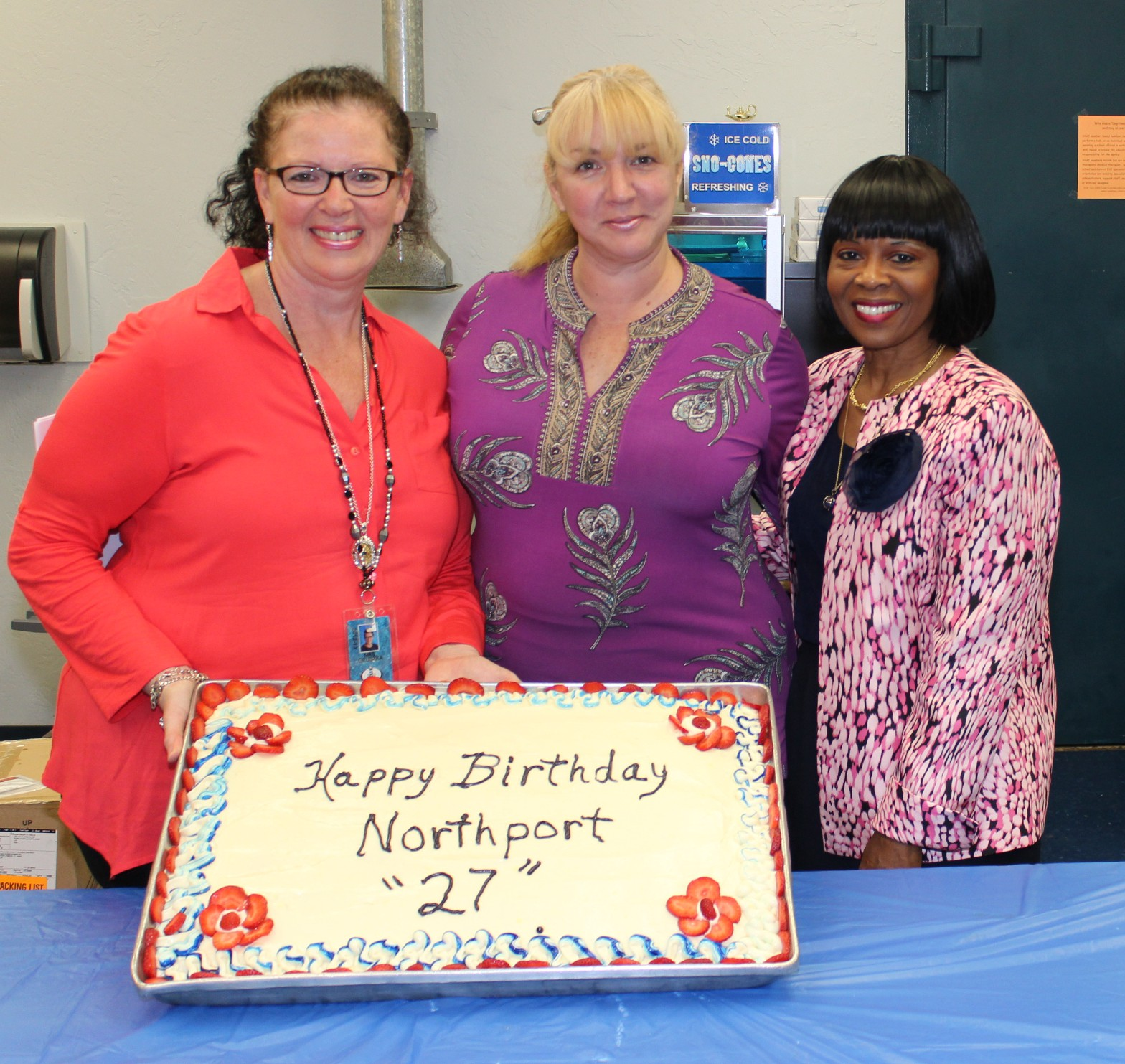 Northport celebrates 27 years