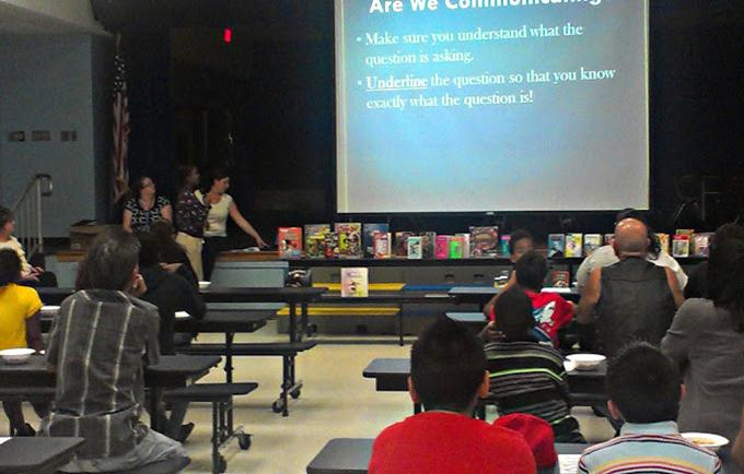 Mariposa Elementary has workshop for parents