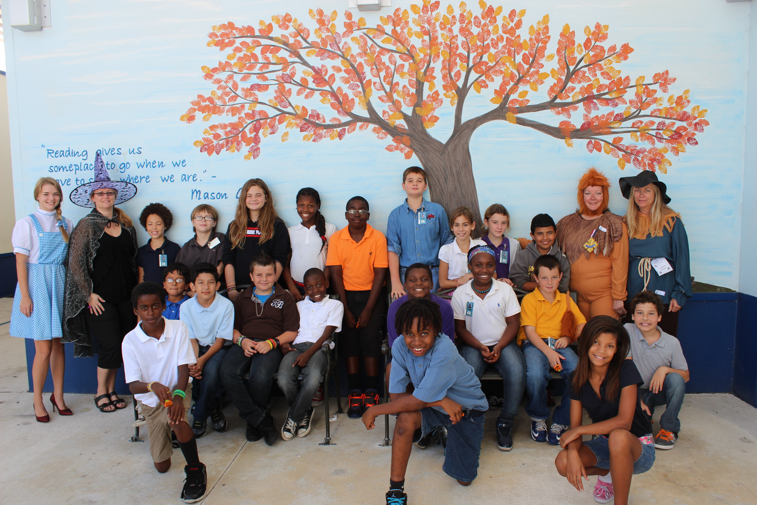 Northport fifth graders enjoy benefits of special program