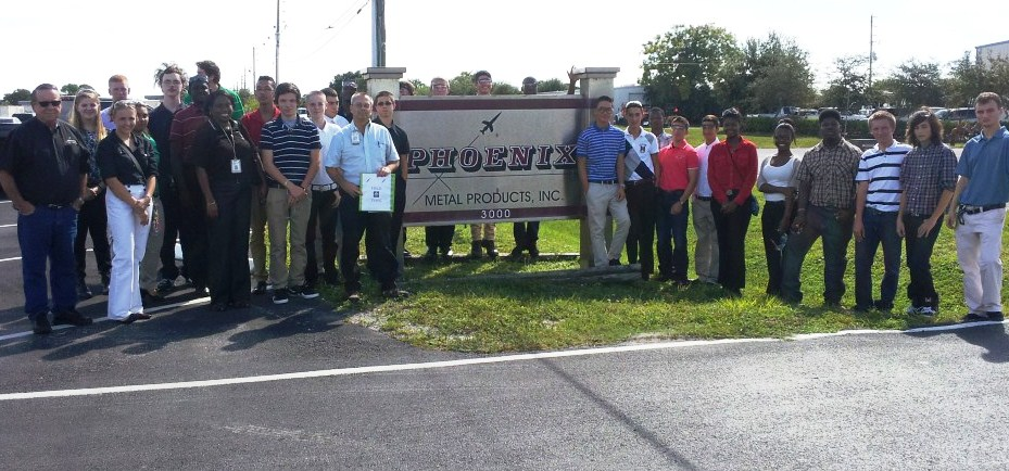 Treasure Coast High students visit local industries for statewide Manufacturing Day