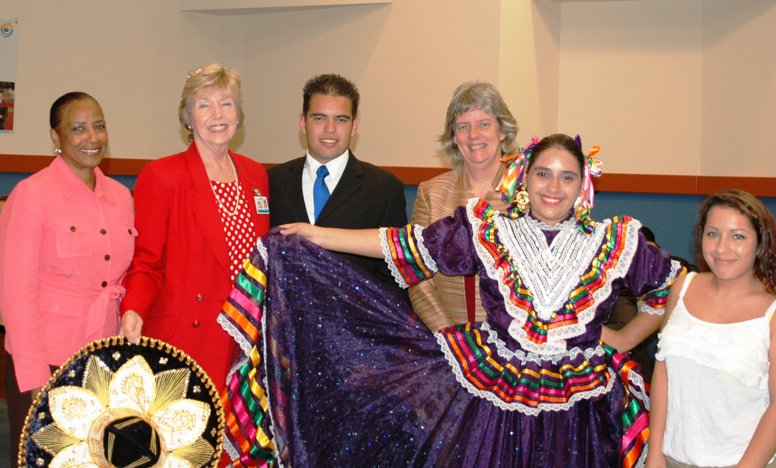 Hispanic Heritage Month recognized at school board meeting