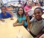 Matter matters to Allapattah Flats third graders