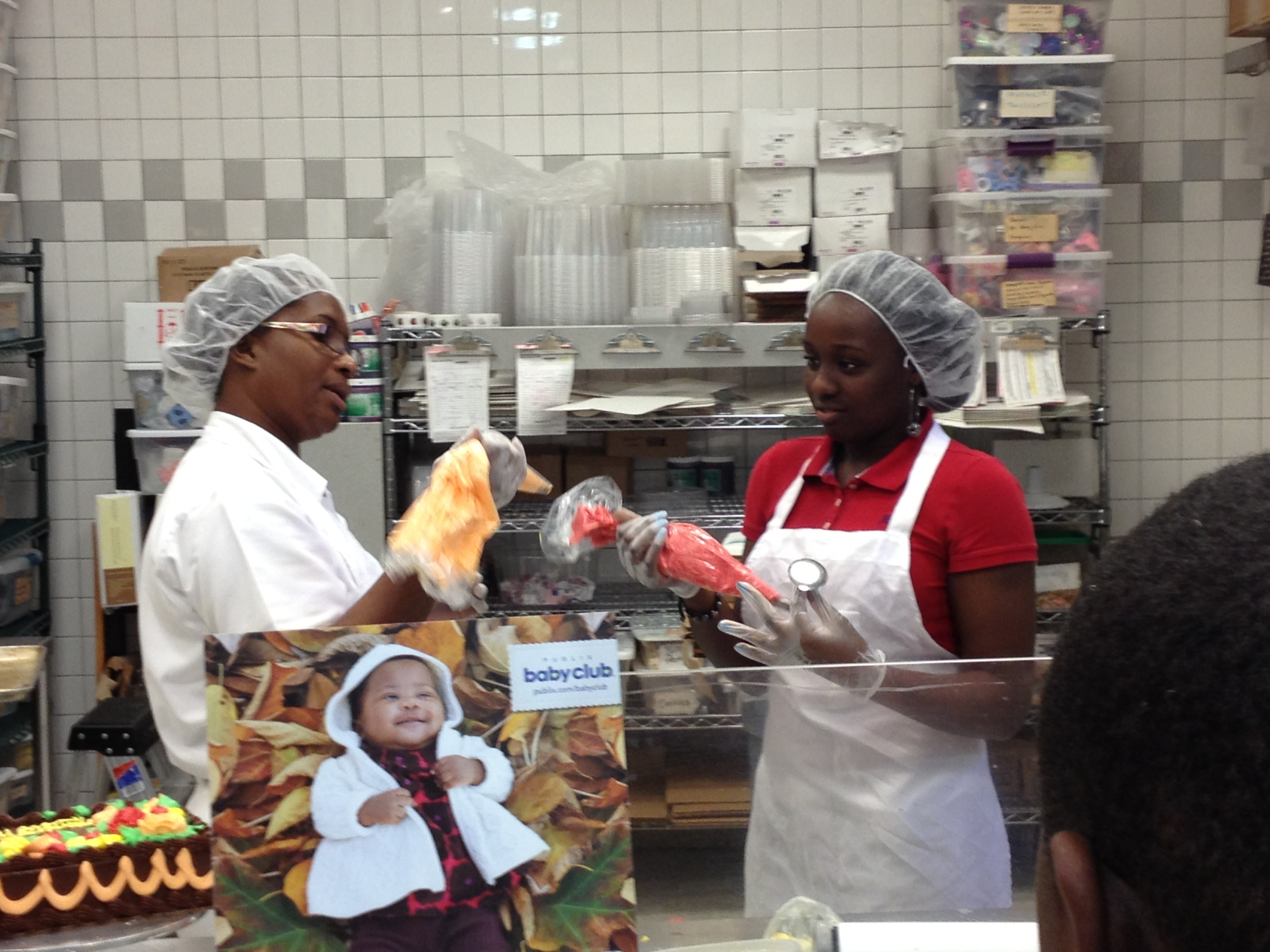 Northport culinary students enjoys interactive trip to grocery store