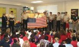 Vietnam veterans visit Lakewood Park Elementary