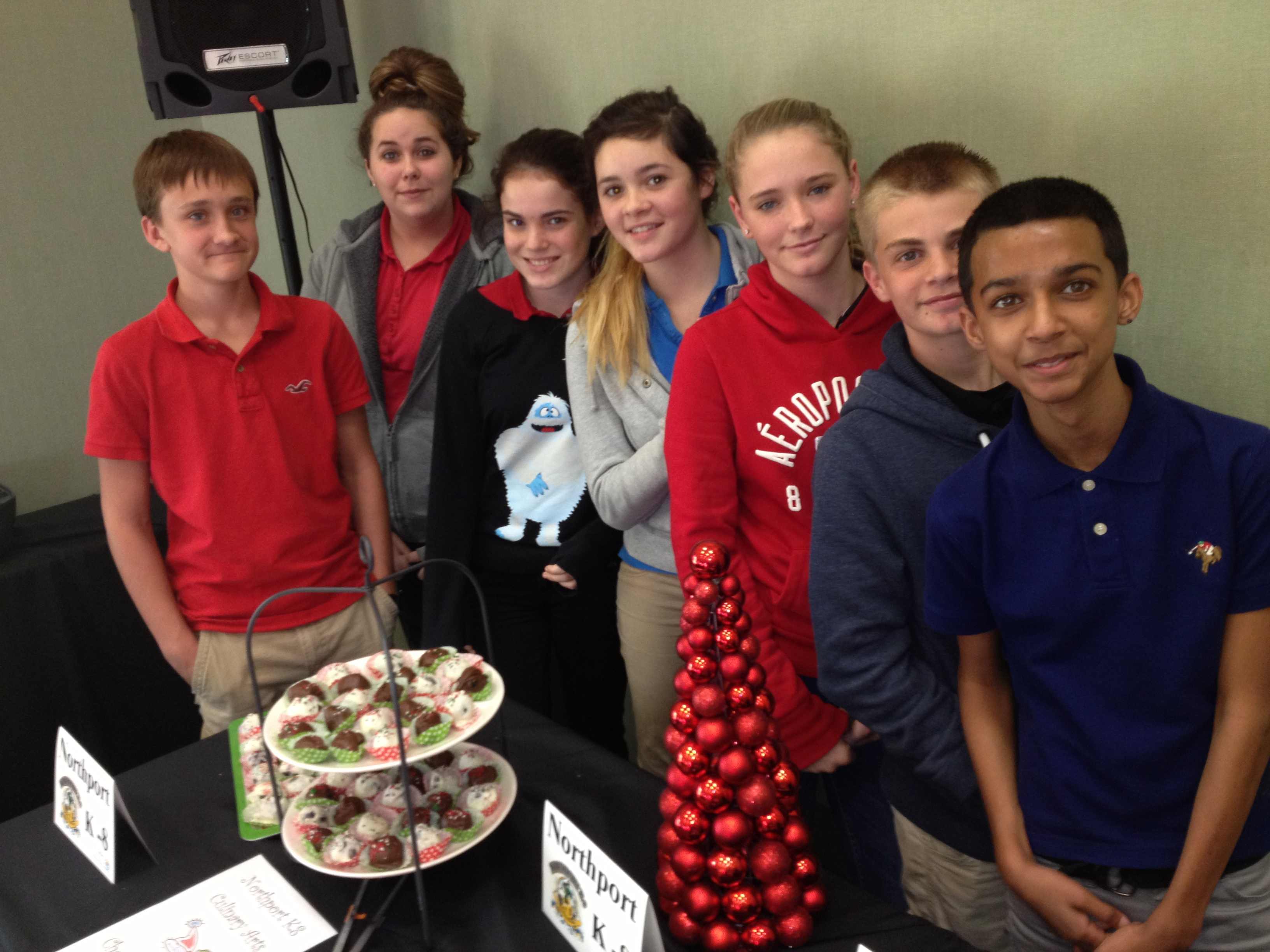 Northport culinary team showcases student achievement