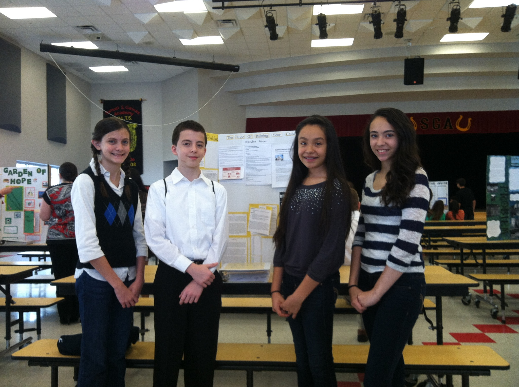 Northport celebrates Project Citizen success