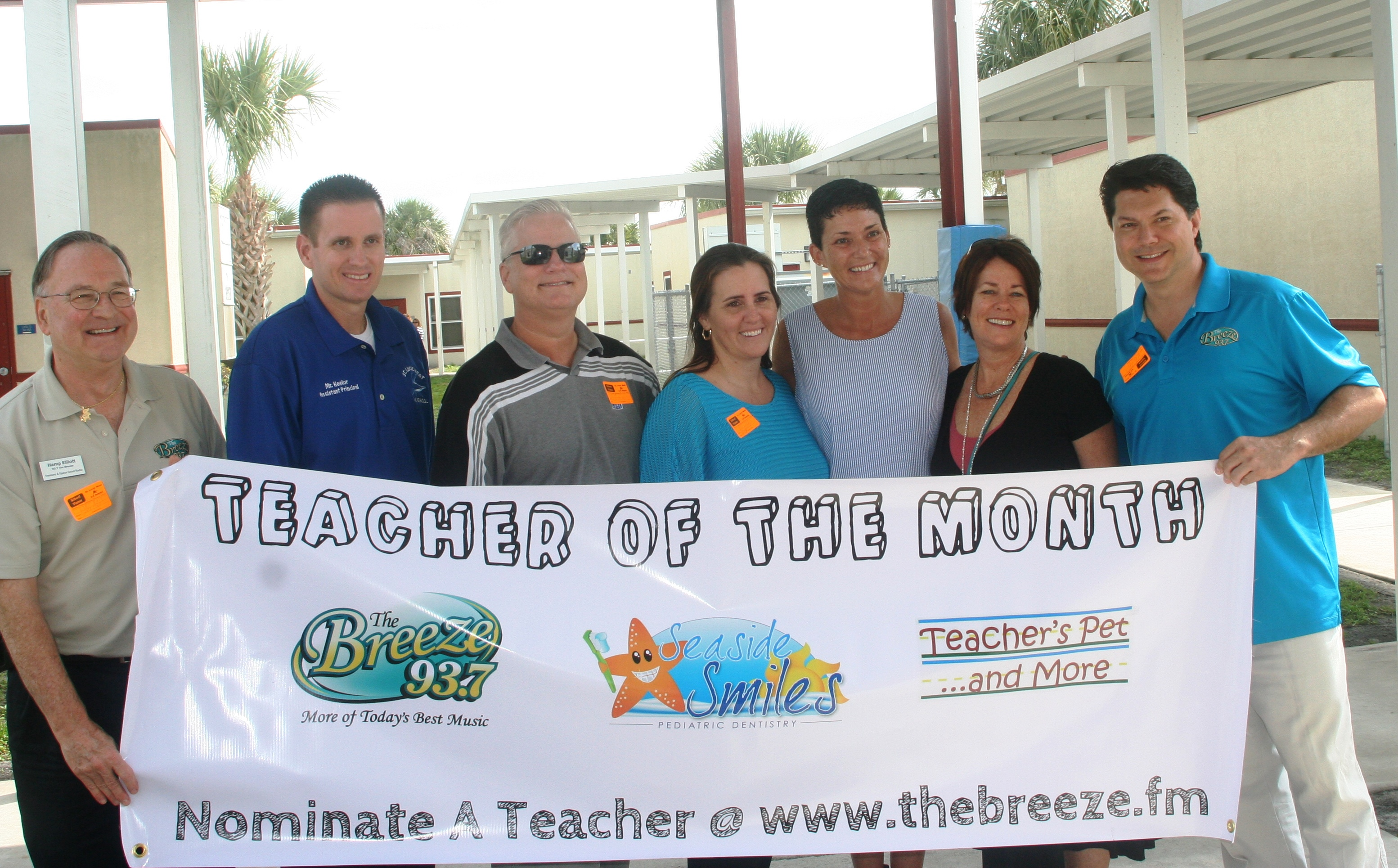 St. Lucie West K8 teacher surprised with honor