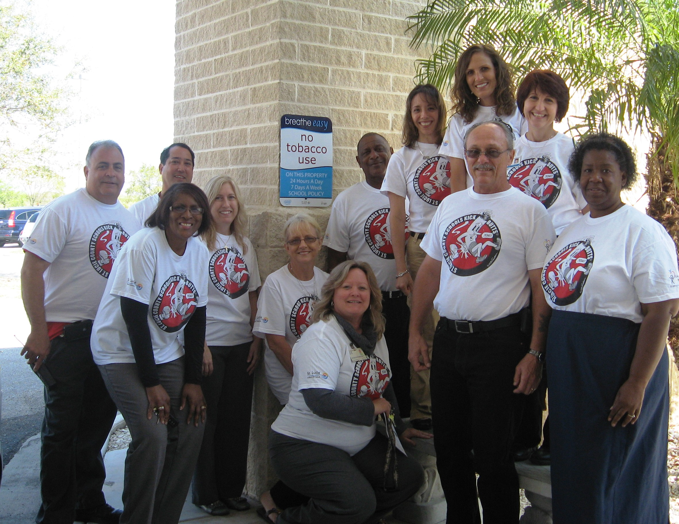 School district supports tobacco free activities