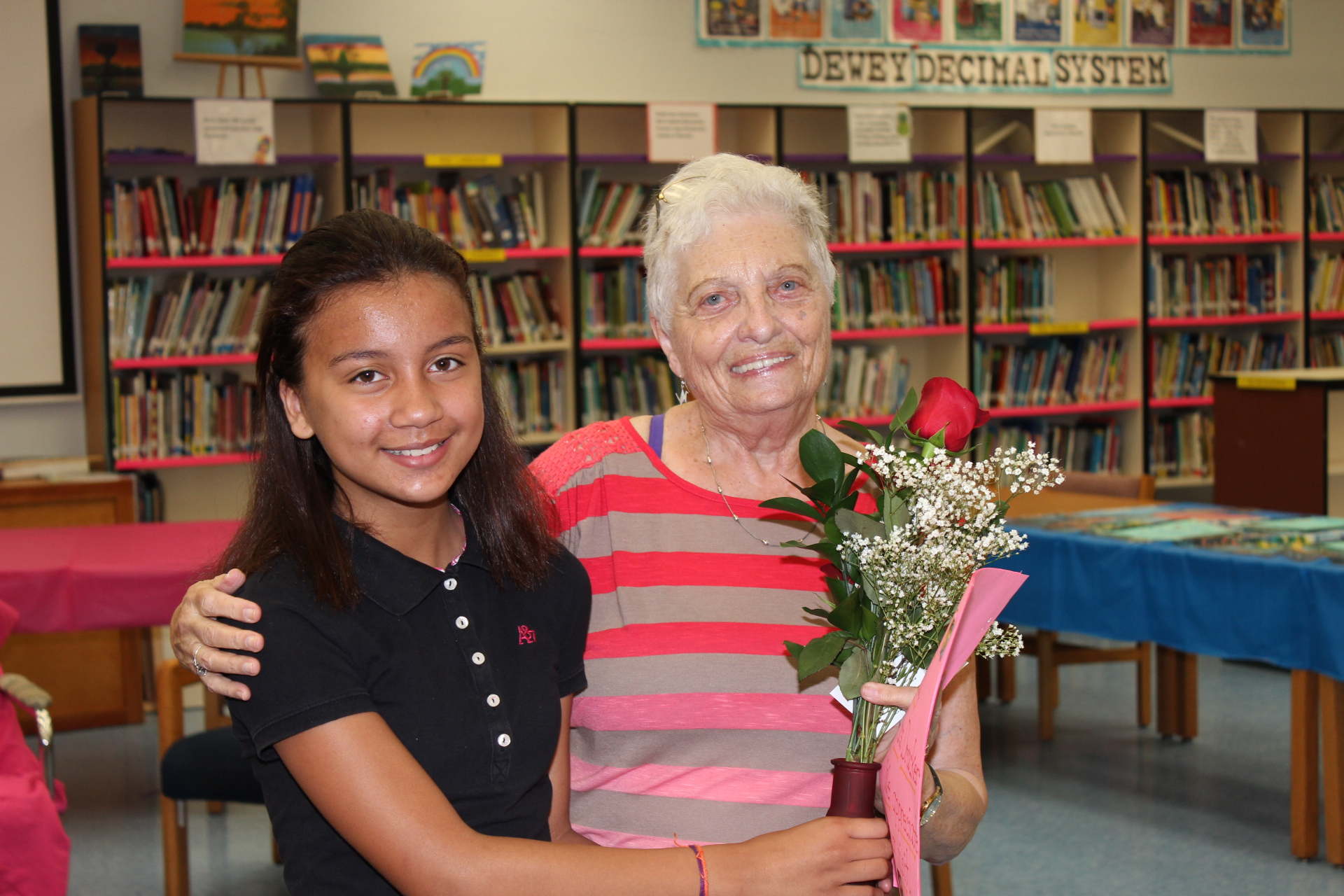 Northport Fifth Graders Host Holocaust Survivor