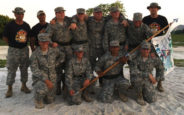 Westwood JROTC Cadets Earn National Award