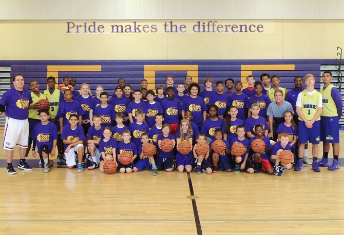Fort Pierce Central Hosts Basketball Leadership Camp
