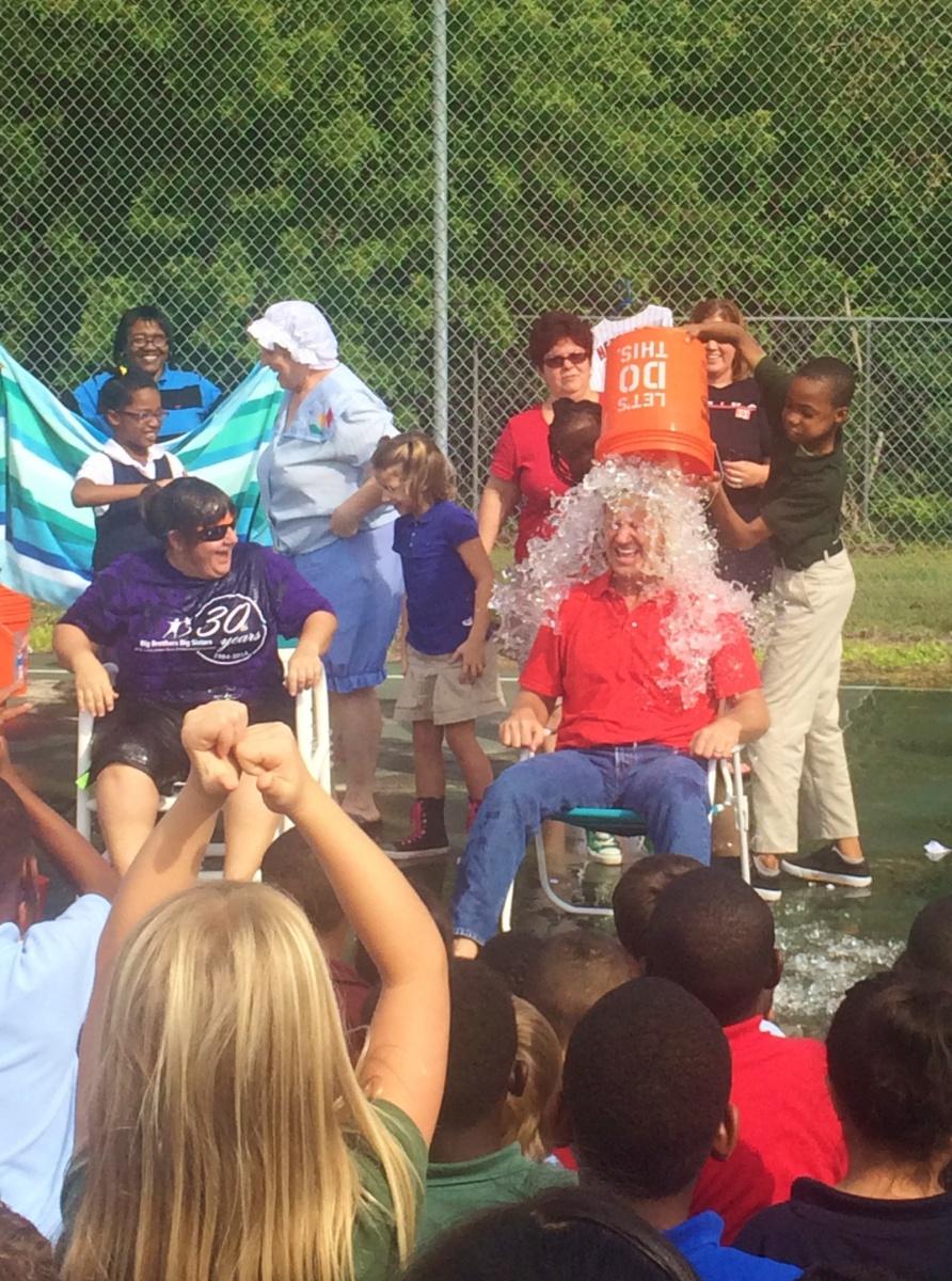 Weatherbee ALS Ice Bucket Reading Challenge