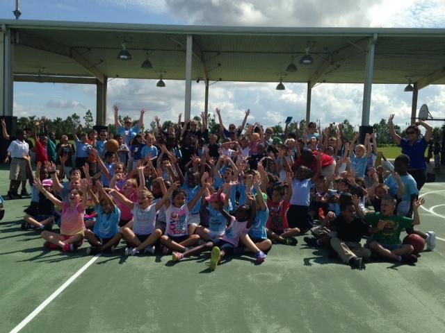 Fun Run Event at Palm Pointe a Huge Success