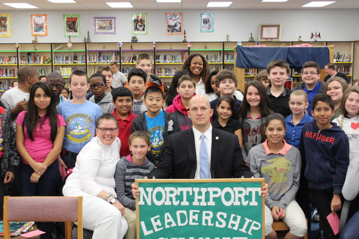 Northport Leadership Summit Hosts PSL Mayor, Greg Oravec