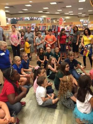 VGESS Barnes & Noble Book Fair
