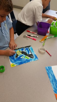 Morningside Creates Art to Remember