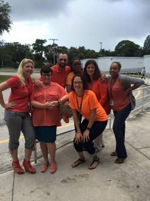 White City Elementary 3rd Grade Teachers Standing Up Against Bullying!