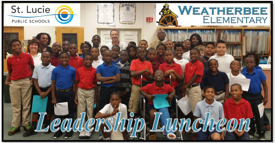 Weatherbee's Leadership Luncheon