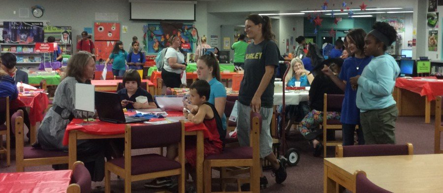 Southport's Literacy Night