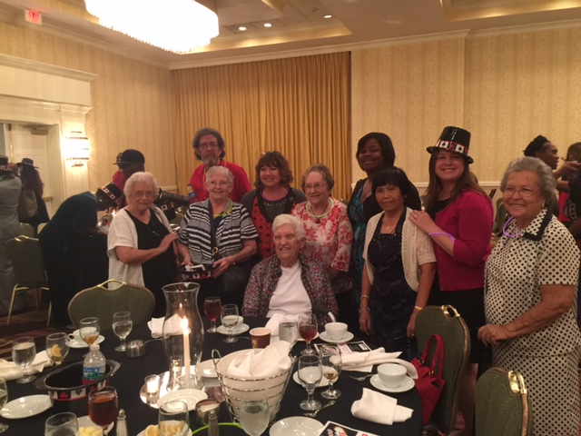 VGESS Honors Foster Grandparents