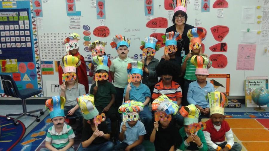 Wildcats Celebrate100 Days of School