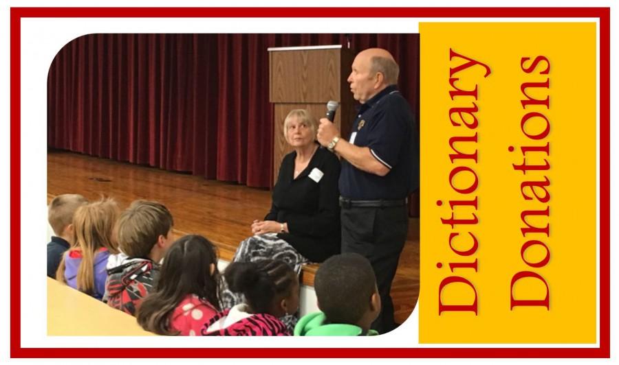 Bayshore Students Receive Dictionaries