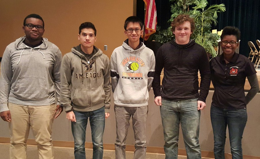 SLPS Academic Challenge Champions