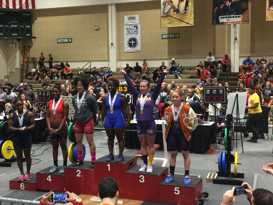 Cobras – State Winners in Girls Weightlifting