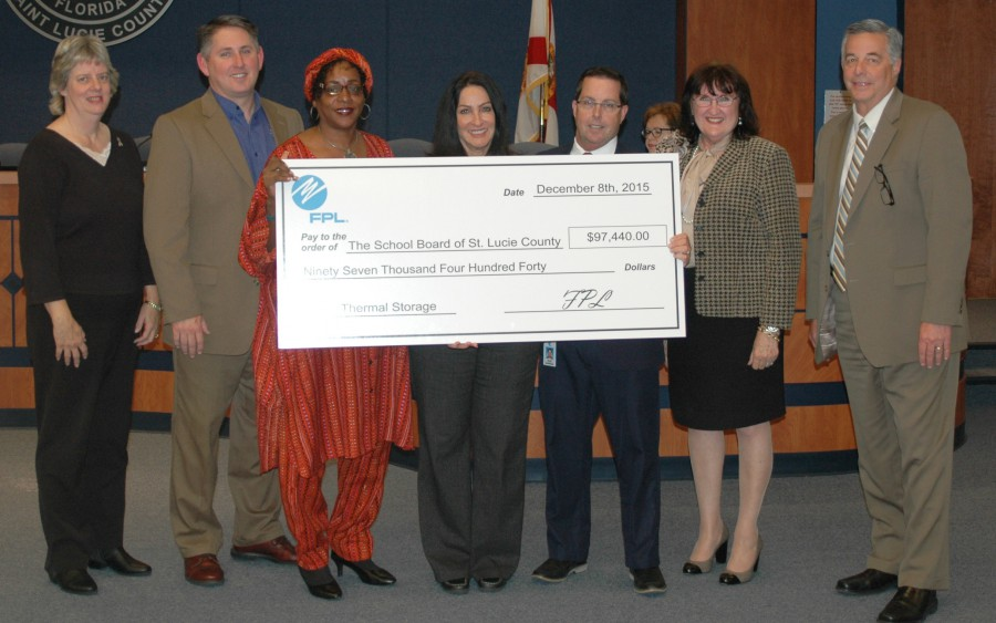 Huge Savings Result from Efficient Energy Practices in St. Lucie Public Schools