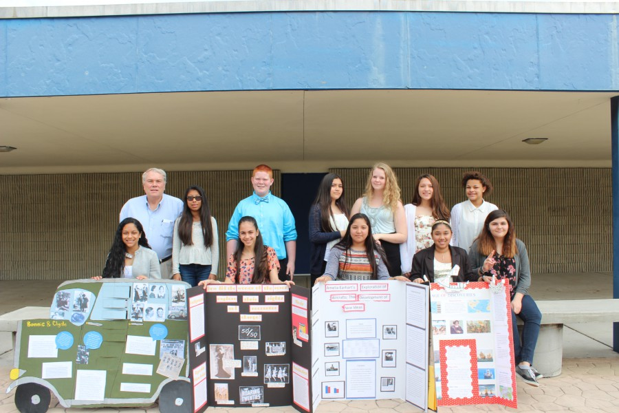 Northport Students Promote Praiseworthy Information at SLPS District History Fair!