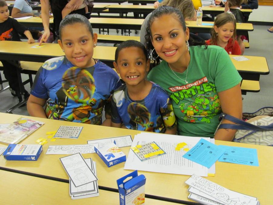 Bayshore Families Celebrate Literacy!