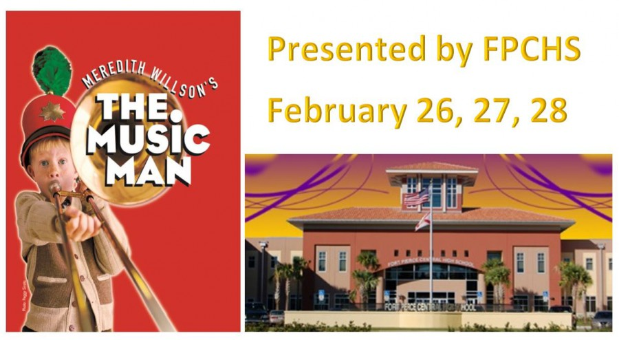 FPCHS Presents The Music Man
