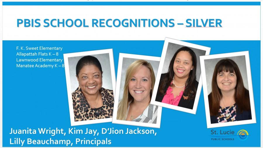 Positive Behavior – Silver Level Award