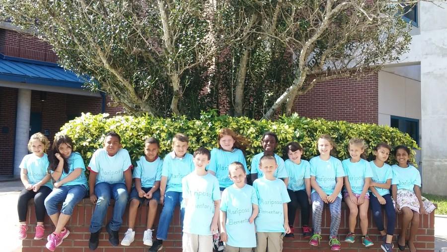 Mariposa Elementary Visits the Hallstrom Planetarium