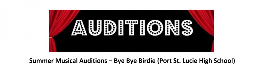 Tryouts for Summer Musical Bye Bye Birdie Announced