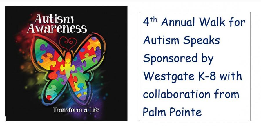 Walk for Autism – April 2