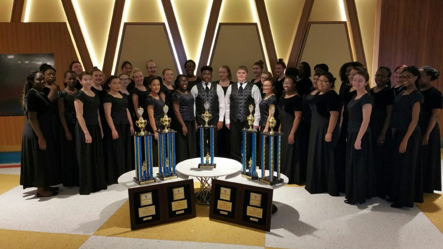 LPA Chorus Sweeps Worldstrides Orlando National Choral Festival