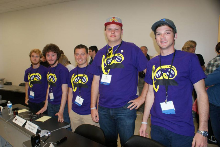 Cobras Compete at National Ocean Sciences Bowl