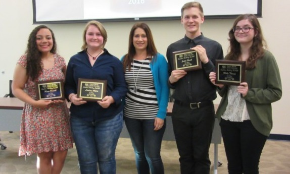LPA Creative Writers Win Honors in IRSC Contest
