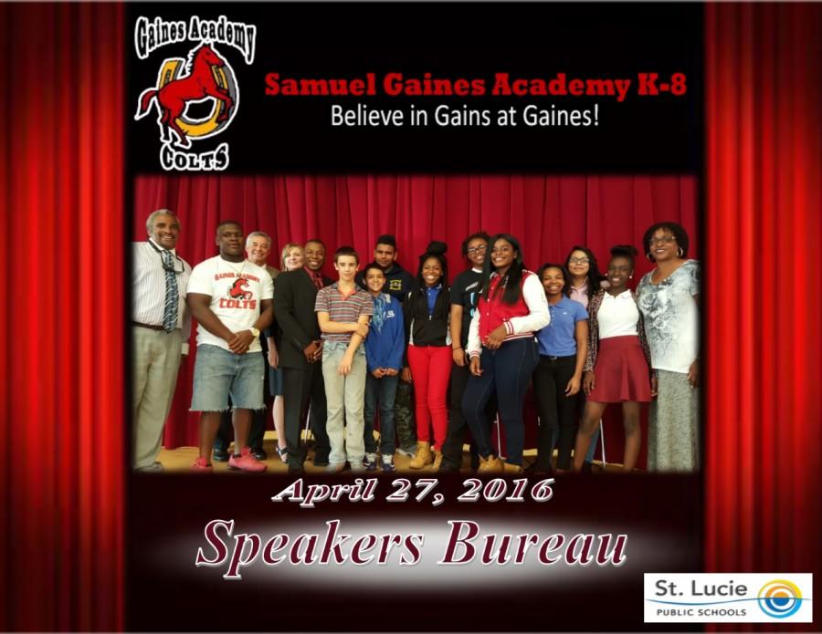 SGA Speakers Bureau
